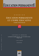 Revue Education permanente